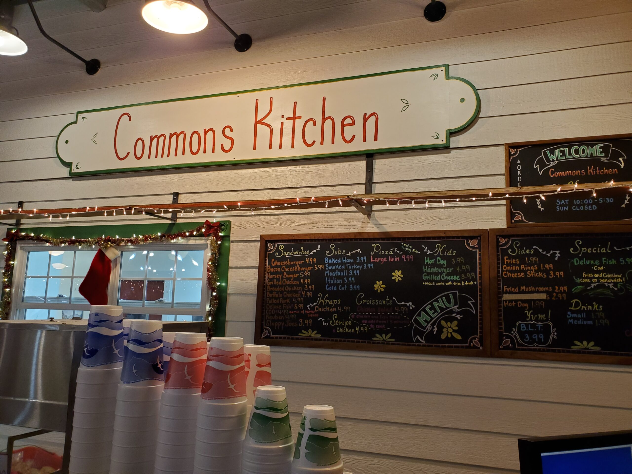Commons Kitchen