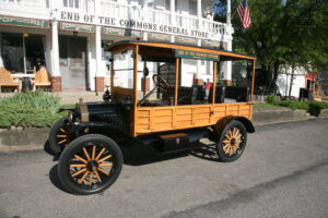 1916 Ford Model-T